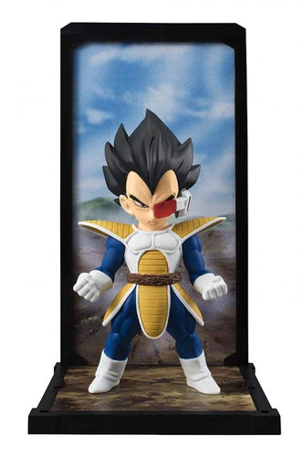 Dragon Ball Z - Tamashii Buddies: Vegeta Figure