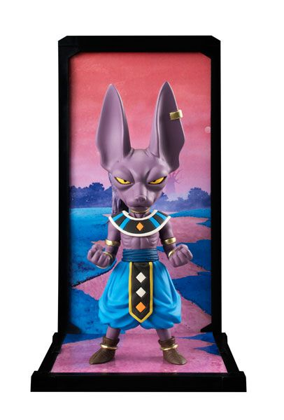 Dragon Ball Super: Tamashii Buddies:- Beerus Figure