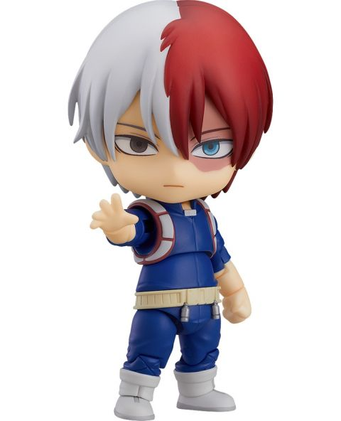 My Hero Academia: Shoto Todoroki Hero's Edition Nendoroid