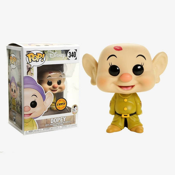 Pop! Disney: Snow White - Dopey #340 CHASE