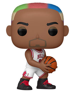 [PRE-ORDER] POP NBA: Legends - Dennis Rodman (Bulls Home)