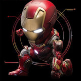 Avengers: EAA-024 Iron Man Mark 43 Battle Damage Action