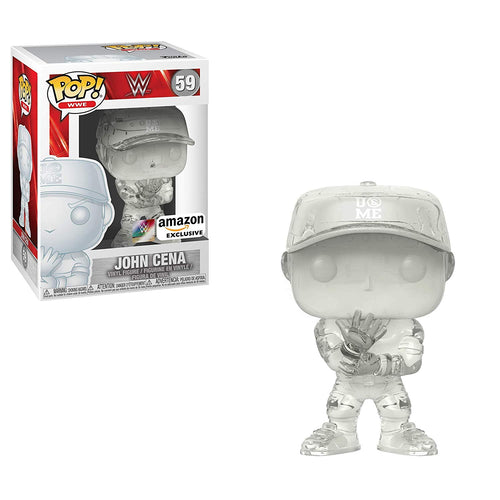 Pop! WWE - John Cena (invisible)