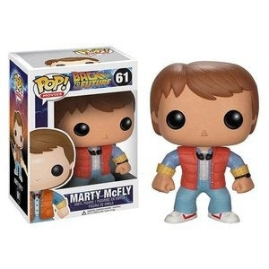 Pop! Movie: Back to the Future - Marty Mcfly 49