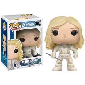 Pop! TV: The Legends of Tomorrow - White Canary 380