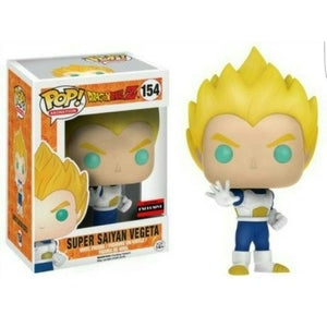 Pop! Animation: DBZ - Super Saiyan Vegeta 154