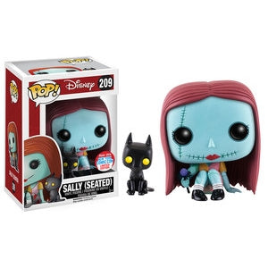 Pop! Disney NBC: Sally Seated 2016 NYCC #209