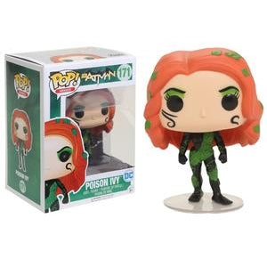 Pop! Heroes: Batman - Poison Ivy Hot Topic #171