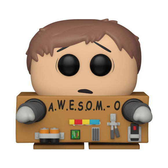 Pop! Animation: South Park - Awesom-o 29