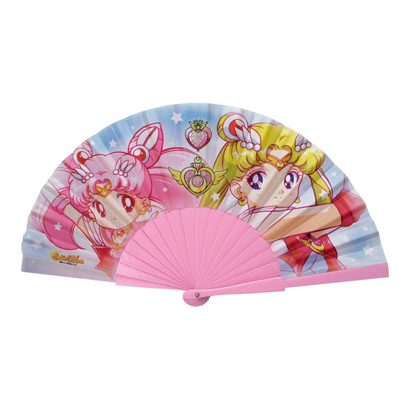 Sailor Moon - Sailor Moon & Chibi Moon Fan