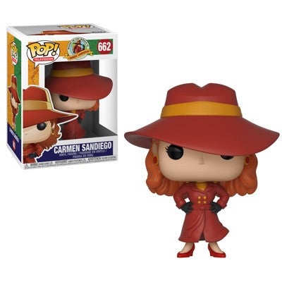 POP TV: Carmen Sandiego: Carmen Sandiego