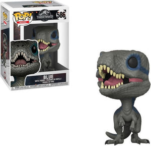 POP Movies: Jurassic World 2 - Blue (New Pose)