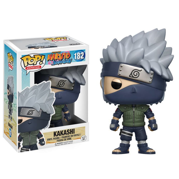 POP Animation: Naruto Shippuden - Kakashi 182
