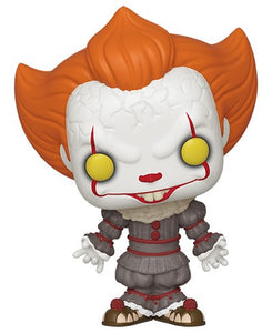 POP Movies: IT: Chapter 2- Pennywise w/ Open Arms