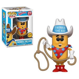 POP Ad Icons: Hostess - Twinkie the Kid CHASE