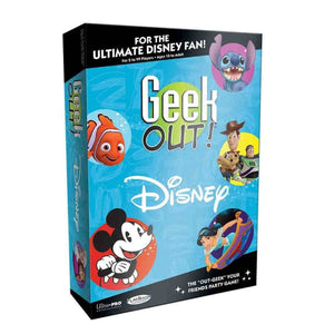 Geek Out! Disney