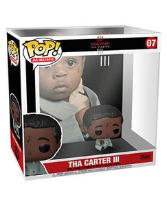 [PRE-ORDER] Pop! Albums: Lil Wayne - The Carter III