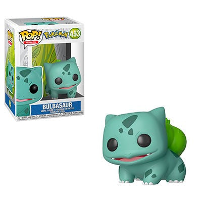Pop Games: Pokémon-Bulbasaur
