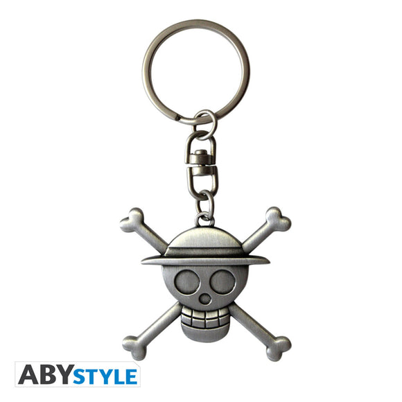 One Piece - Straw Hat 3D Keychain