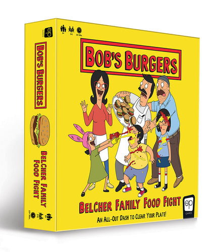 Bob's Burgers: Belcher Family Food Fight