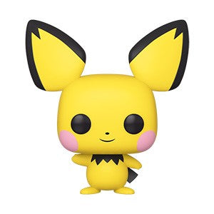 POP Games:Pokemon S2- Pichu