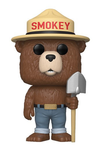 POP Ad Icons: Smokey Bear