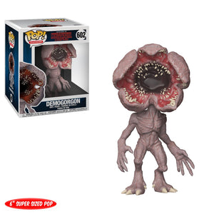 "Pop! Television: Stranger Things - 6"" Big Demogorgon #602"