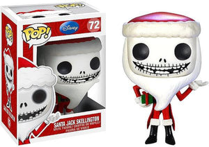 POP Disney: NBC - Santa Jack Skellington 72