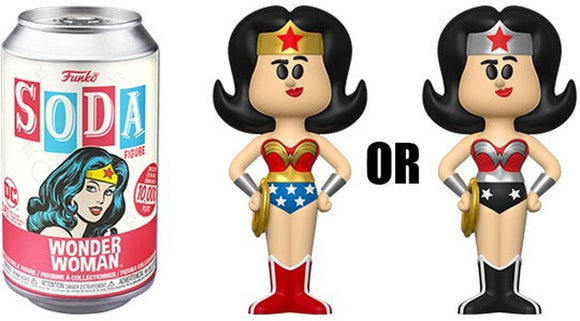 Funko Soda: DC - Wonder Woman w/ Chase