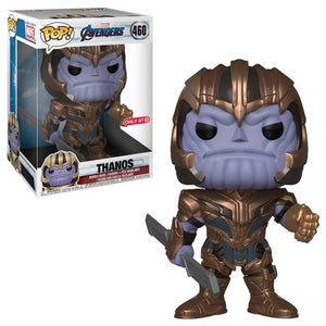 Pop! Marvel: Avengers: Endgame - Thanos 460 10""
