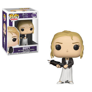 Pop! Television: Buffy 25th Anniversary - Buffy 594