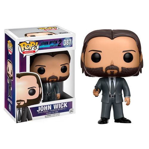 Pop! Movies: John Wick 2 - John Wick #387