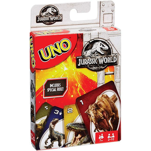 Uno: Jurassic world