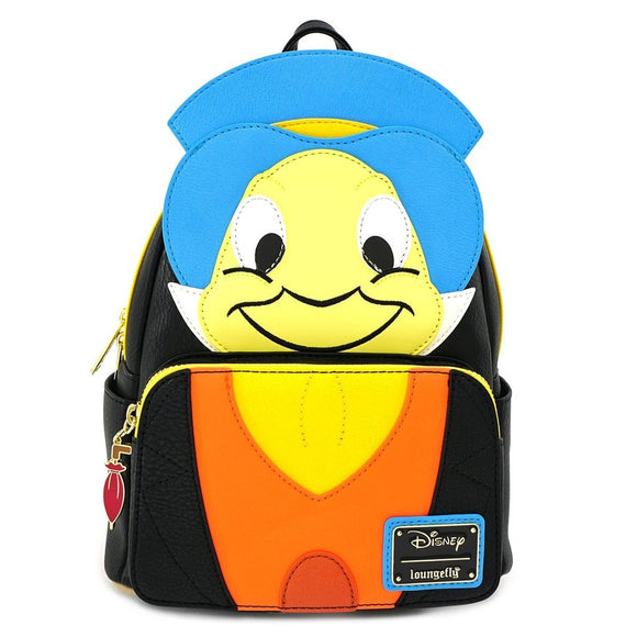 LOUNGEFLY JIMINY CRICKET COSPLAY MINI BACKPACK