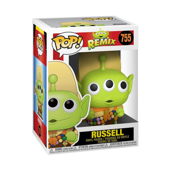 POP Disney: Pixar Remix - Alien as Russell