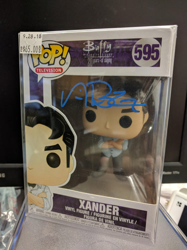 Xander #595 Signed