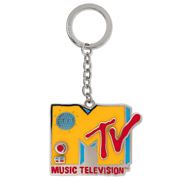 LOUNGEFLY MTV - TURN KNOB LOGO 2.5