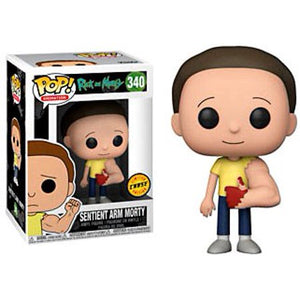Pop! Animation: Rick & Morty - Sentinent Arm Morty #340 CHASE