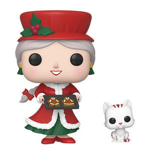 POP Funko: Holiday - Mrs. Claus