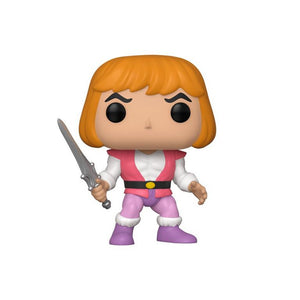 POP Animation: Masters of the Universe - Prince Adam
