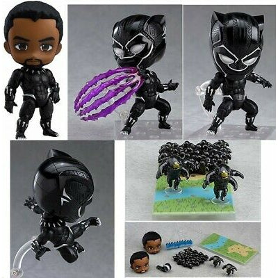 Black Panther DX Ver. Nendoroid series