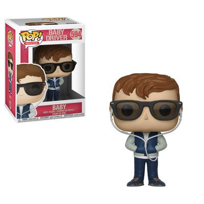 POP! Movies - Baby Driver