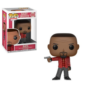POP! Movies - Baby Driver - Bats