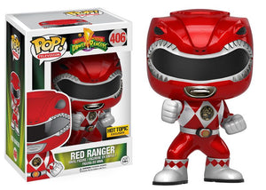 POP: Might Morphin Power Rangers, Red ranger 406