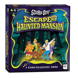 Scooby-Doo™: Escape from the Haunted Mansion
