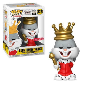 Pop! Animation: Looney Tunes 80th - Bugs Bunny King 837