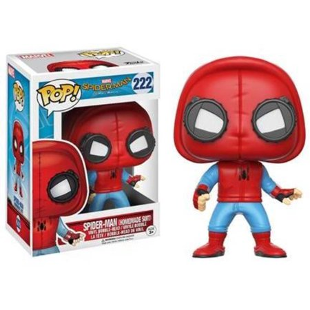 Pop! Marvel: Spider-Man Homecoming - Spider-Man Homemade Suit
