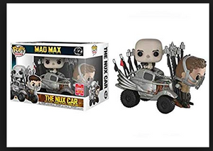 Pop! Movies: Mad Max - The Nux Car  #42