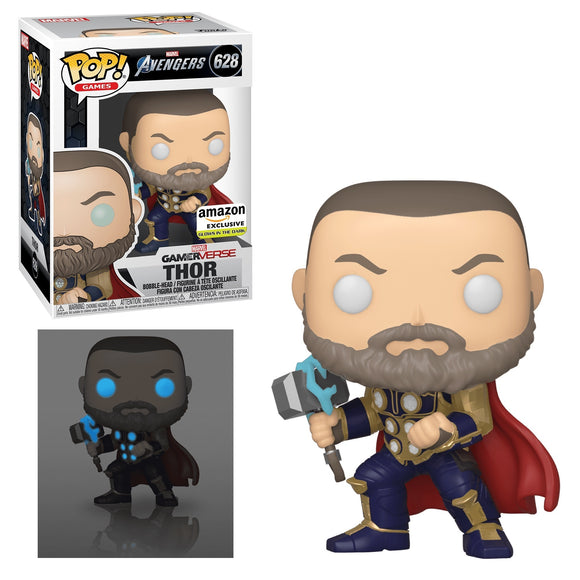 Pop! Marvel: Avengers Gameverse - Thor 628 (Glow)
