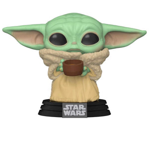 POP Star Wars: Mandalorian - The Child w/ cup